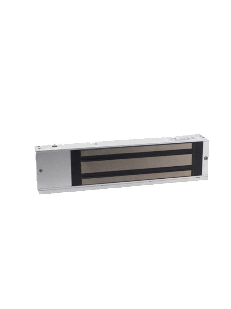 ZKTECO AL - 350 LED- Contrachapa Magnética  LED para Control de Acceso/ 300  Kg/ 12V/ 24 VDC