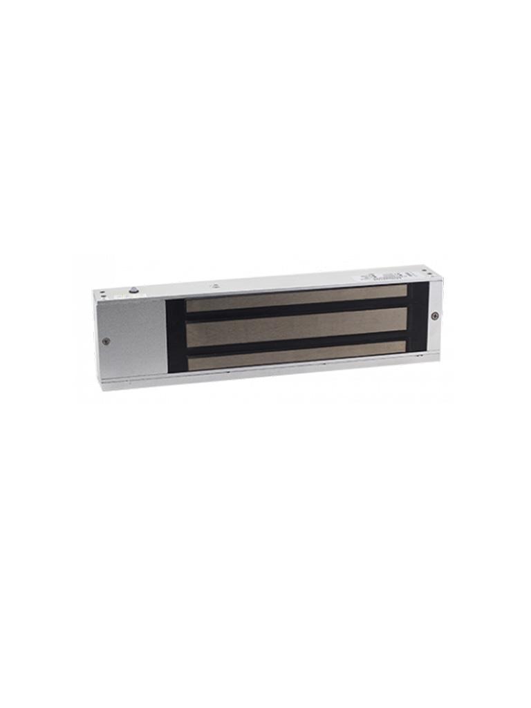 ZKTECO AL - 500 LED- Contrachapa Magnética  LED para Control de Acceso / 500  Kg / 12V / 24 VDC