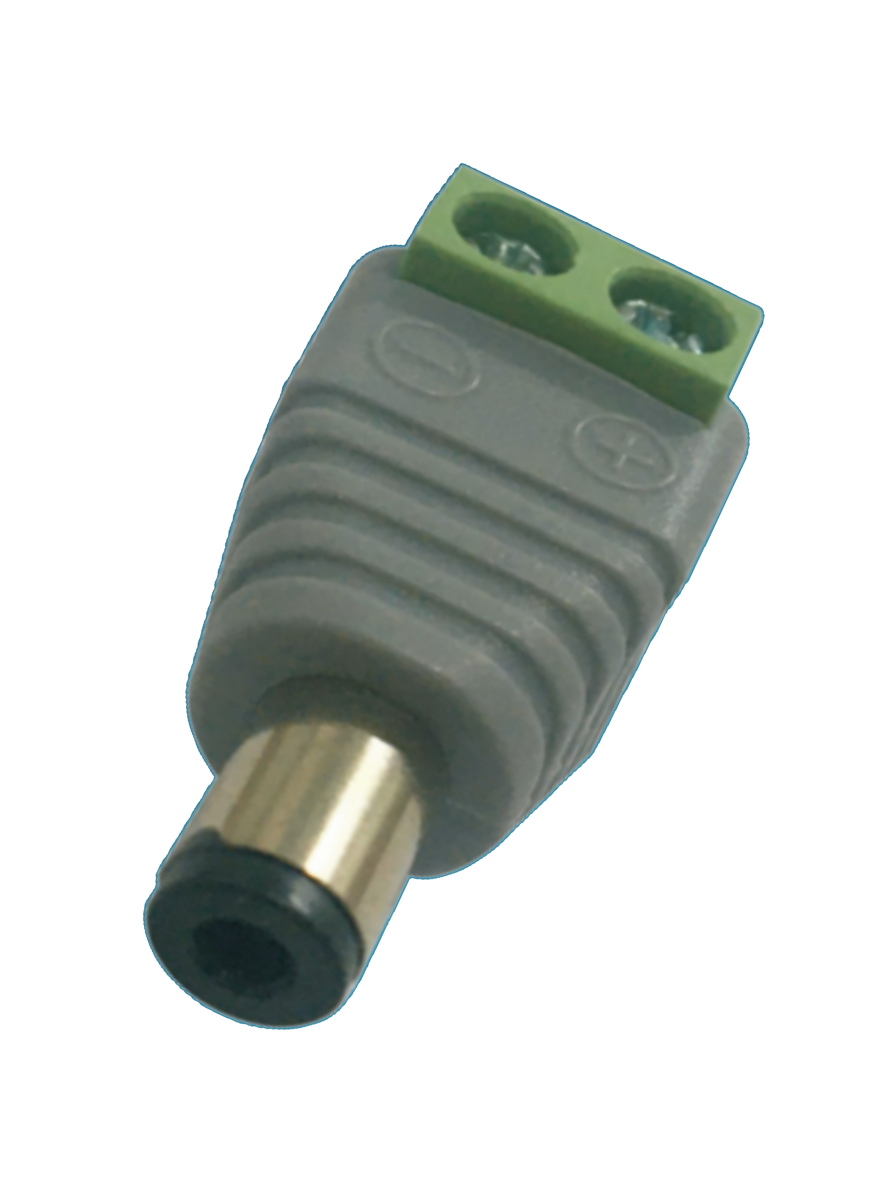 SAXXON PSUBR12H - Bolsa de 10 conectores macho para fuente de poder / Resistente a la oxidacion / Bloque para atornillar positivo y negativo