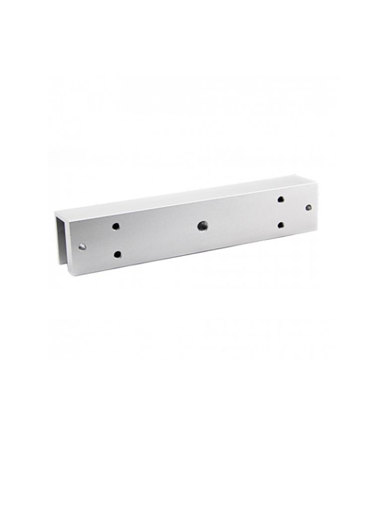 ZKTECO AL350PU - Soporte en U para Chapa Magnética/ AL350/ AL350D