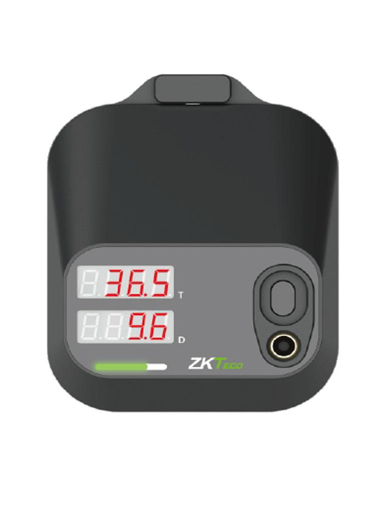 ZKTECO TDM95 - Modulo detector de temperatura nueva generación para equipos de acceso y asistencia / USB / Distancia de medición 1-15cm /  Rango de medición de temperatura 30°C a 42.9°C /  #Sincontacto / #ZKTop5